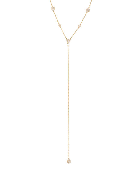 Flawless Vol. 6 Diamond Drop Necklace