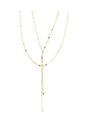 LANA GIRL BY LANA JEWELRY Girls' Mini Blake Chain Necklace