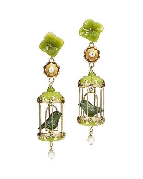 Of Rare Origin Aviary Classic Jade & Pearl