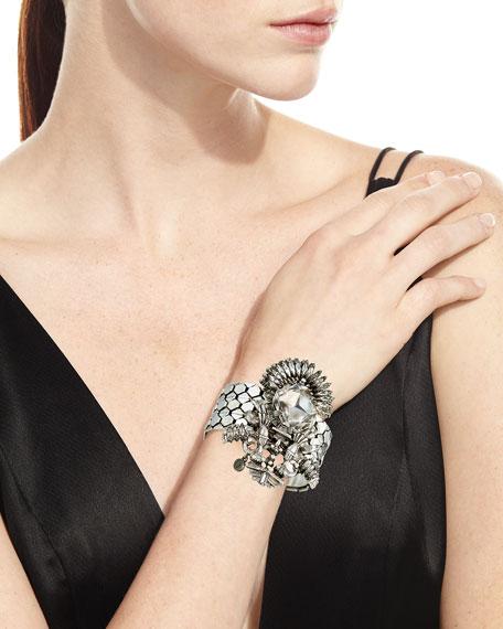 Blake X Statement Cuff Bracelet