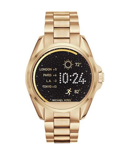 Bradshaw Golden Display Smartwatch