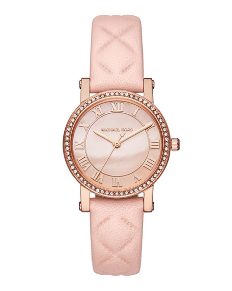 28mm Petite Norie Rose-Golden Watch
