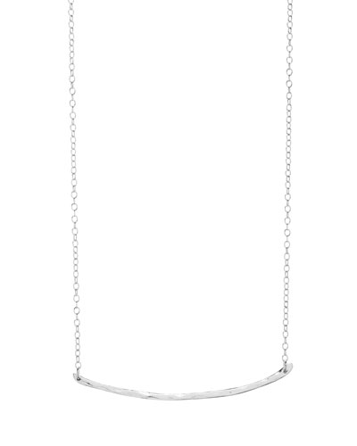 Tanner Bar Small Necklace