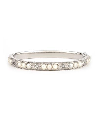 Encore Lisse Pearl Bracelet