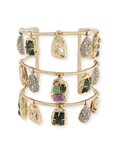 Swinging Charm Tall Cuff