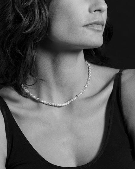 """Caviar Diamond Lux 5mm Necklace, 18"""""""