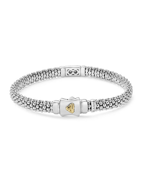 Diamond Lux 6mm Single Station Bracelet with Diamonds