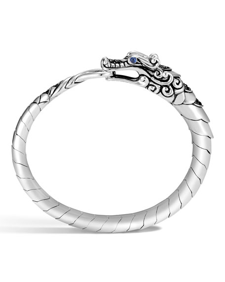 Legends Naga Silver Small Bracelet