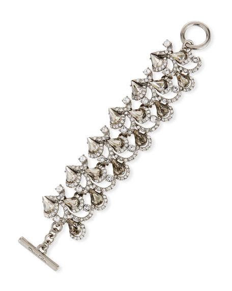 Baroque Crystal Bracelet