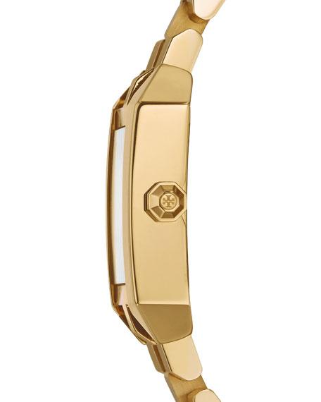 Dalloway Golden Bracelet Watch