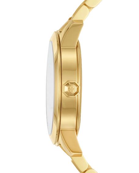 Collins Golden Two-Hand Bracelet Watch