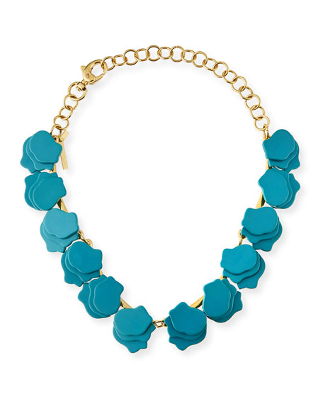 Wisteria Statement Necklace