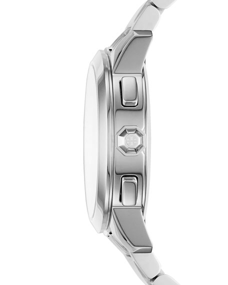 Collins Stainless Steel Chronograph Bracelet Watch
