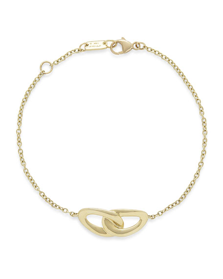 Ippolita Cherish 18K Yellow Gold Link Bracelet