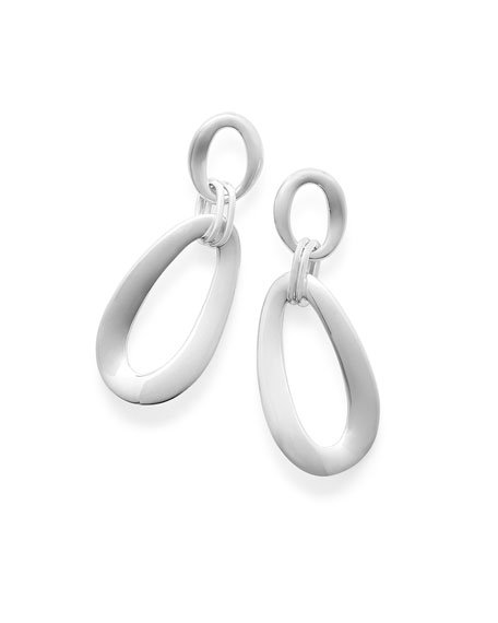 Ippolita Cherish Snowman Drop Earrings
