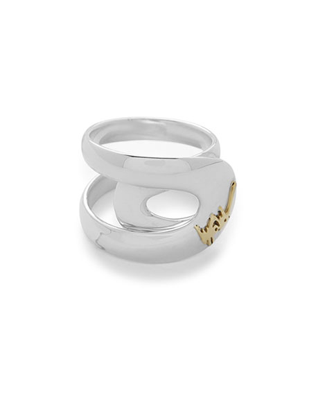 Ippolita Cherish Link Wrapped Ring