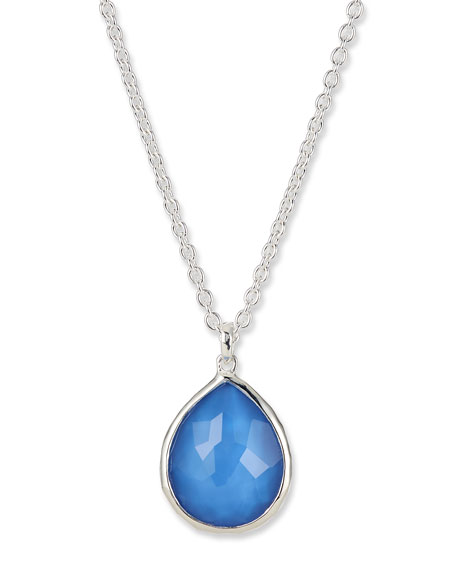 Ippolita Wonderland Mini Teardrop Pendant Necklace