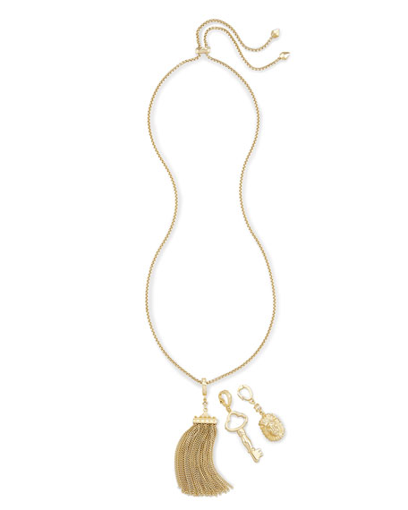 Kendra Scott Zosia Interchangeable Pendant Necklace