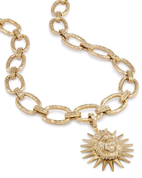 Athena Pendant Necklace