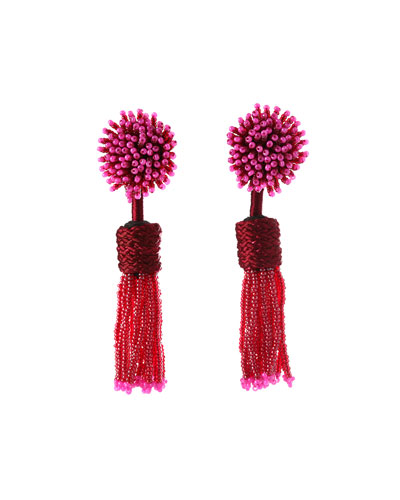 Petite Lana Beaded Earrings