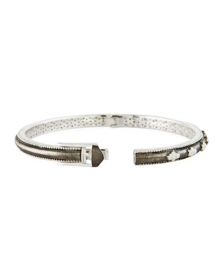 Encore Provence Bangle Bracelet with White Topaz