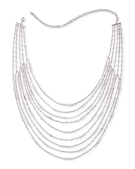 Fallon Marquis Multi-Strand Necklace