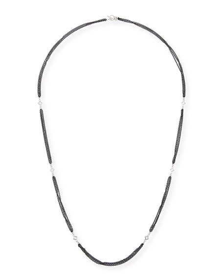 Armenta New World Triple-Strand Necklace