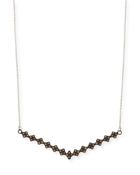 Armenta New World Diamond Cravelli Chain Necklace, 20L