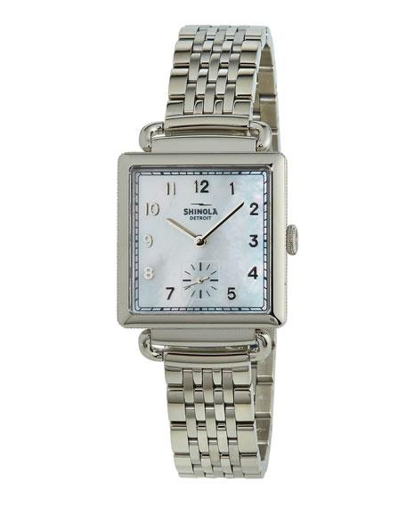 The Cass 28mm Bracelet Watch