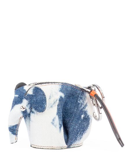Elephant Bleached Charm