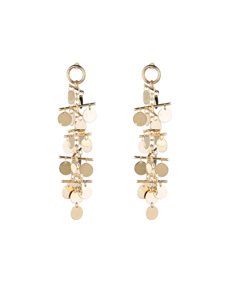 Eddie Borgo Ios Drop Earrings