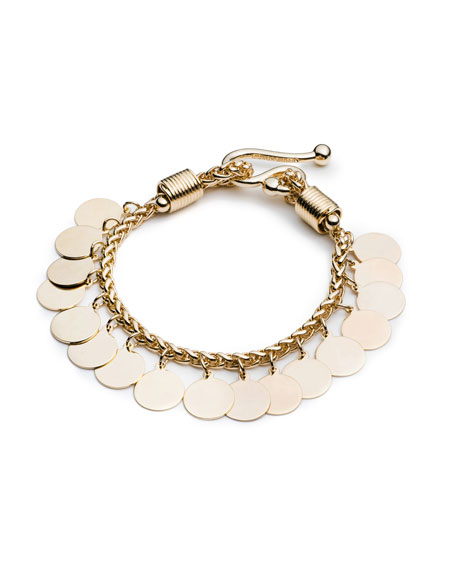 Eddie Borgo Ios Coin Bracelet