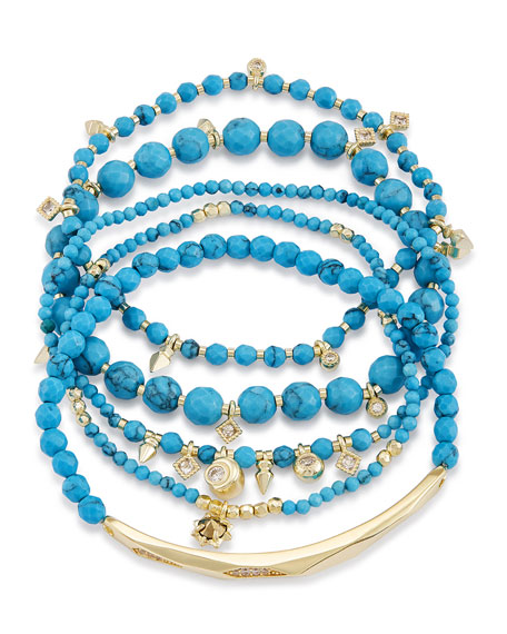 Supak Beaded Bracelet Set