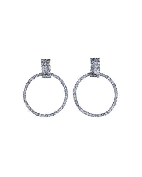 Stefano Crystal Statement Earrings