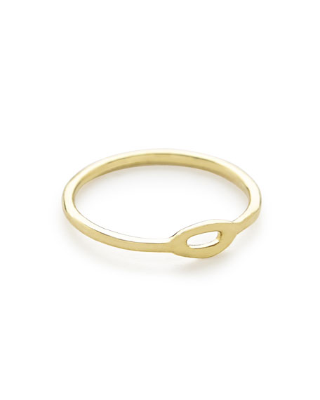 Cherish Mini Mid-Finger Ring, Size 3