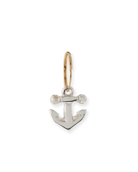 Anchor Single Earring