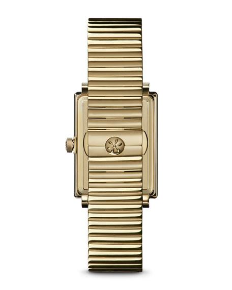 The Shirley 32mm Golden Bracelet Watch