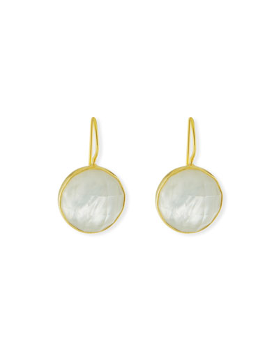 Mother-of-Pearl Doublet Earrings