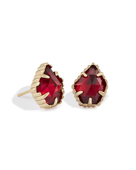 Kendra Scott Tessa Crystal Stud Earrings