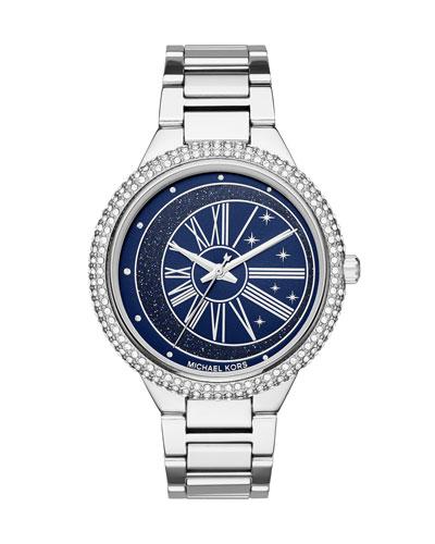 Taryn Celestial Stainless Steel Bracelet Watch
