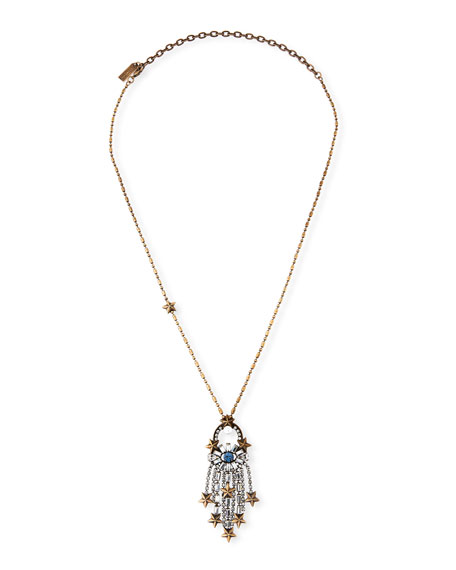 Auden Falling Star Pendant Necklace