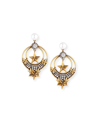 Celeste Statement Earrings