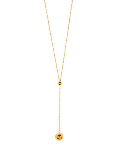 Newport Adjustable Lariat Necklace