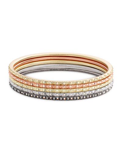 Rhonda Stacking Bracelets