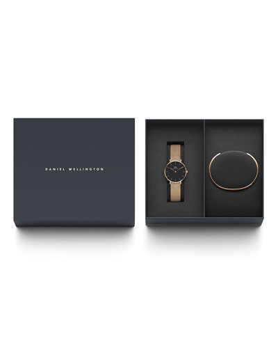 Petite Melrose Watch Gift Set