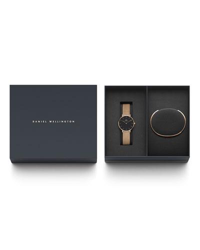 Petite Melrose Watch Gift Set