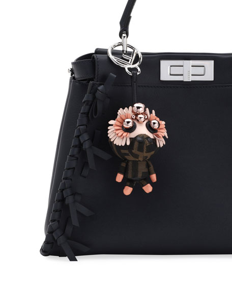 Space Monkey Napa Bag Charm