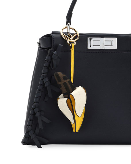 FF Banana Calf Bag Charm