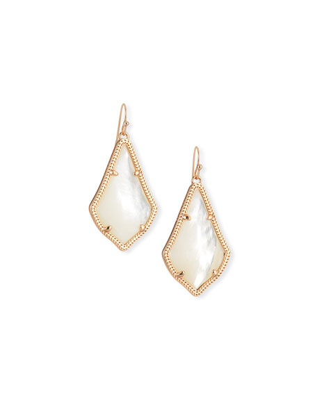 Alex Pearlescent Drop Earrings