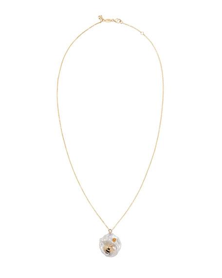 Of Rare Origin Bee My Honey Pendant Necklace